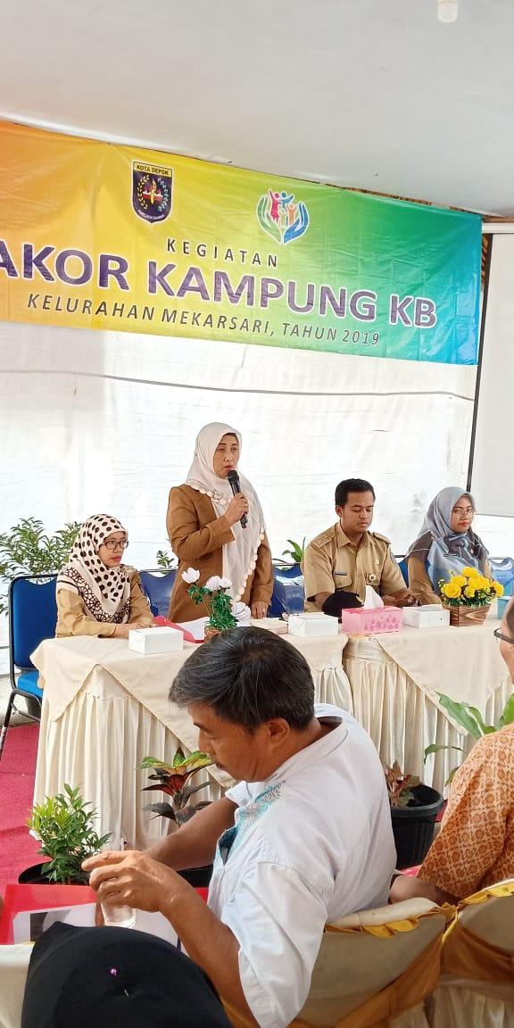 Rakor kampung KB